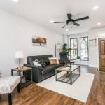 Mid-Week Listing: Four-Bedroom Tax Credit Home Near Riverside Park with Parking and a Rooftop Deck