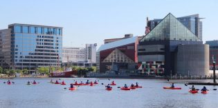 Inner Harbor Kayak Tours to Begin on April 7th