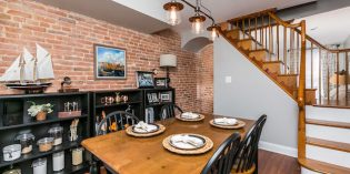 Mid-Week Listing: Charming Two-Bedroom Rowhome in Locust Point with Two-Car Parking