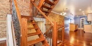Mid-Week Listing: Extra-Wide Federal Hill Home with Custom Finishes, Bonus Spaces, and Parking