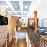 Million Dollar Monday: 4,810 sq. ft. Locust Point Store Converted into a Luxury Home