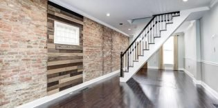 Tuesday's Under 250: Renovated South Baltimore Rowhome with Multi-Car Parking