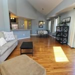 Tuesdays Under 250: Federal Hill Corner Unit Condo with Vaulted Ceilings for $150,000