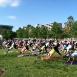 Free Waterfront Fitness Classes Return to the Inner Harbor