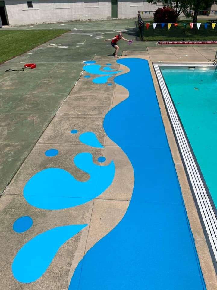 An Improved Riverside Park Pool Opens This Saturday