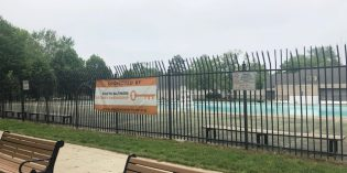 Grant and Volunteer Initiative to Bring Improvements to Riverside Park Pool This Year