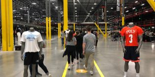 Photo Tour of Under Armour's New 1.3-Million Square Foot Distribution Warehouse