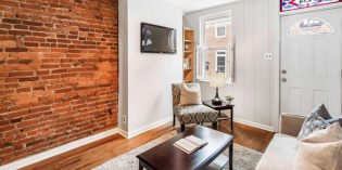 Tuesdays Under 250: Updated Two-Bedroom Rowhome in Locust Point