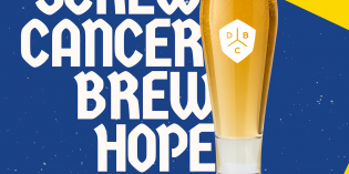 Screw Cancer Brew Hope on May 16th at Diamondback Brewing Company