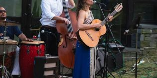 Sunday Sounds in Union Square Park This Weekend with Kristen Toedtman and Chris Pumphrey