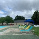 New Furniture at Riverside Park Pool, Summer Hours and Programming Starts Saturday