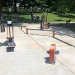 Additional Exercise Equipment Added to Riverside Park