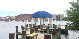 Weekend Baltimore Water Taxi Route Being Tested for Locust Point to Fell's Point