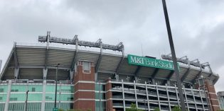 New LED Lights Installed at M&T Bank Stadium