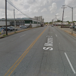 Fatal Crash in Carroll-Camden Industrial Area on Tuesday Night