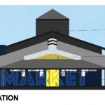 Phase 1 of Improvements Begin on Hollins Market