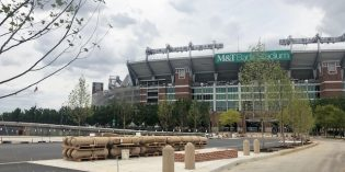 Ravens Complete $120-Million Renovation to M&T Bank Stadium