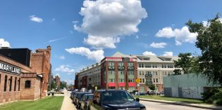An Overview of the Continuing Transformation of Wells Street in South Baltimore