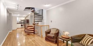 Tuesdays Under 250: Three-Bedroom Rowhome on Battery Avenue