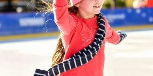 Inner Harbor Ice Rink to Return this Winter After Receiving a Meyerhoff Family Grant