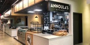 Annoula's Kitchen Opens at Cross Street Market