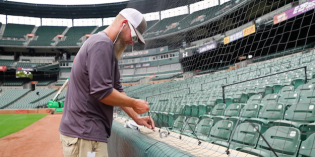 Orioles Extending Protective Netting at Oriole Park at Camden Yards