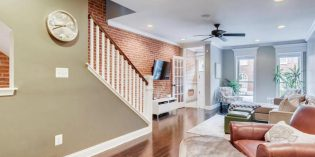 Million Dollar Monday: 3,030 sq. ft., Four-Bedroom Home in Federal Hill with a Property Tax Credit