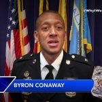 Major Byron Conaway Named New Commander of the Southern District, Monique Brown Promoted to Lieutenant Colonel