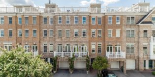 Million Dollar Monday: Luxury Townhome with Multiple Living Rooms, Water Views, and Four Outdoor Spaces