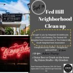 Wayward, UNION Craft Brewing, Local Neighborhood Associations Teaming up on Cleanup This Saturday
