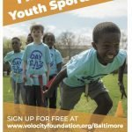 Registration Open for Free Fall Youth Sports Leagues in South Baltimore