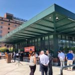 Photo Tour of the New Camden Station