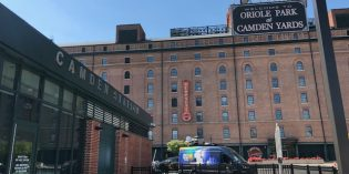 Toronto Blue Jays Hoping to Play Home Games at Oriole Park at Camden Yards this Year