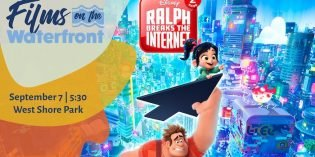'Ralph Breaks the Internet' Movie Night at West Shore Park on Saturday