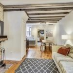 Tuesdays Under 250: Character-Filled, Two-Bedroom Home Built in 1850 on Cross Street