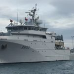 French Navy Ship FS Garrone Arrives at the Inner Harbor Tomorrow