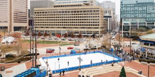 The Inner Harbor Ice Rink Not Returning This Year