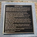 New Monument at Swann Park Honors Professional Baseball Players Who Previously Played on the South Baltimore Field