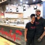 Haitian Food Stall 'Sobeachy' Opens at Cross Street Market