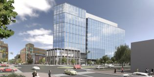 Updated Plans Presented for 10-Story, 333,000 Sq. Ft. Office and Biotech Building on Martin Luther King Boulevard