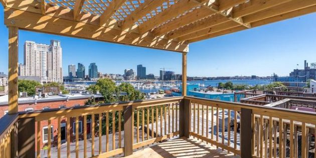 Mid-Week Listing: Brand New Rehab with Harbor Views, Three Master Suites, a Chef's Kitchen, and Custom Finishes