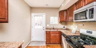 Mid-Week Listing: Beautifully-Renovated Federal Hill Rowhome with a Parking Pad
