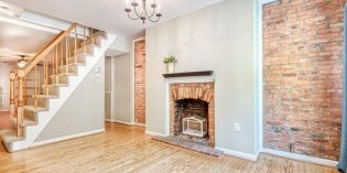 Mid-Week Listing: Home on Riverside Park with Three Bedrooms and Parking