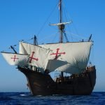 Spanish Tall Ship Nao Santa Maria Arrives in Baltimore This Week