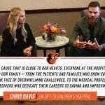 Orioles' Chris Davis and Wife Jill Davis Donate $3 Million to University of Maryland Children's Hospital