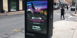 IKE Smart City Kiosk Added to Federal Hill