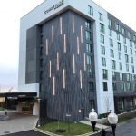 Courtyard by Marriott Opens at McHenry Row in Locust Point