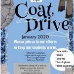 Digital Harbor High School Coat Drive Currently Underway