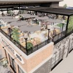 Atlas Restaurant Group's 'Watershed' at Cross Street Market to Have Large Rooftop Deck