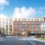 Renderings Revealed for Six-Story Apartment Building at 1900 South Hanover Street